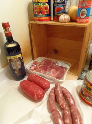 LERN HOW To Make SUNDAY SAUCE ... Recipes in SUNDAY SAUCE by Daniel Bellino-Zwicke