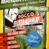 Mangia Italiano My Latest Book