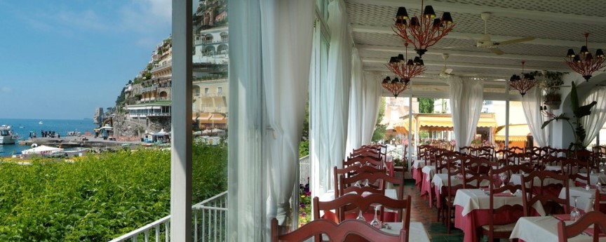 Where to Eat in POSITANO & NAPLES