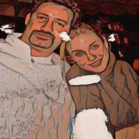 Me & Cameron Diaz