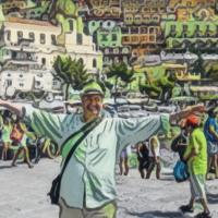 Me in Positano 2019